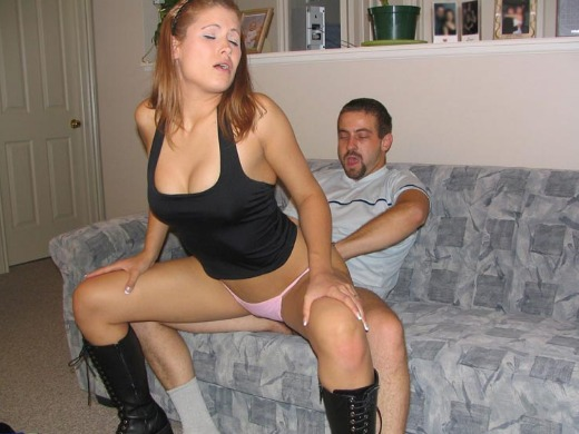 Geile Mädchen beim Arsch ficken