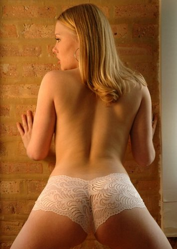 Nackte Girls in Hot Pants